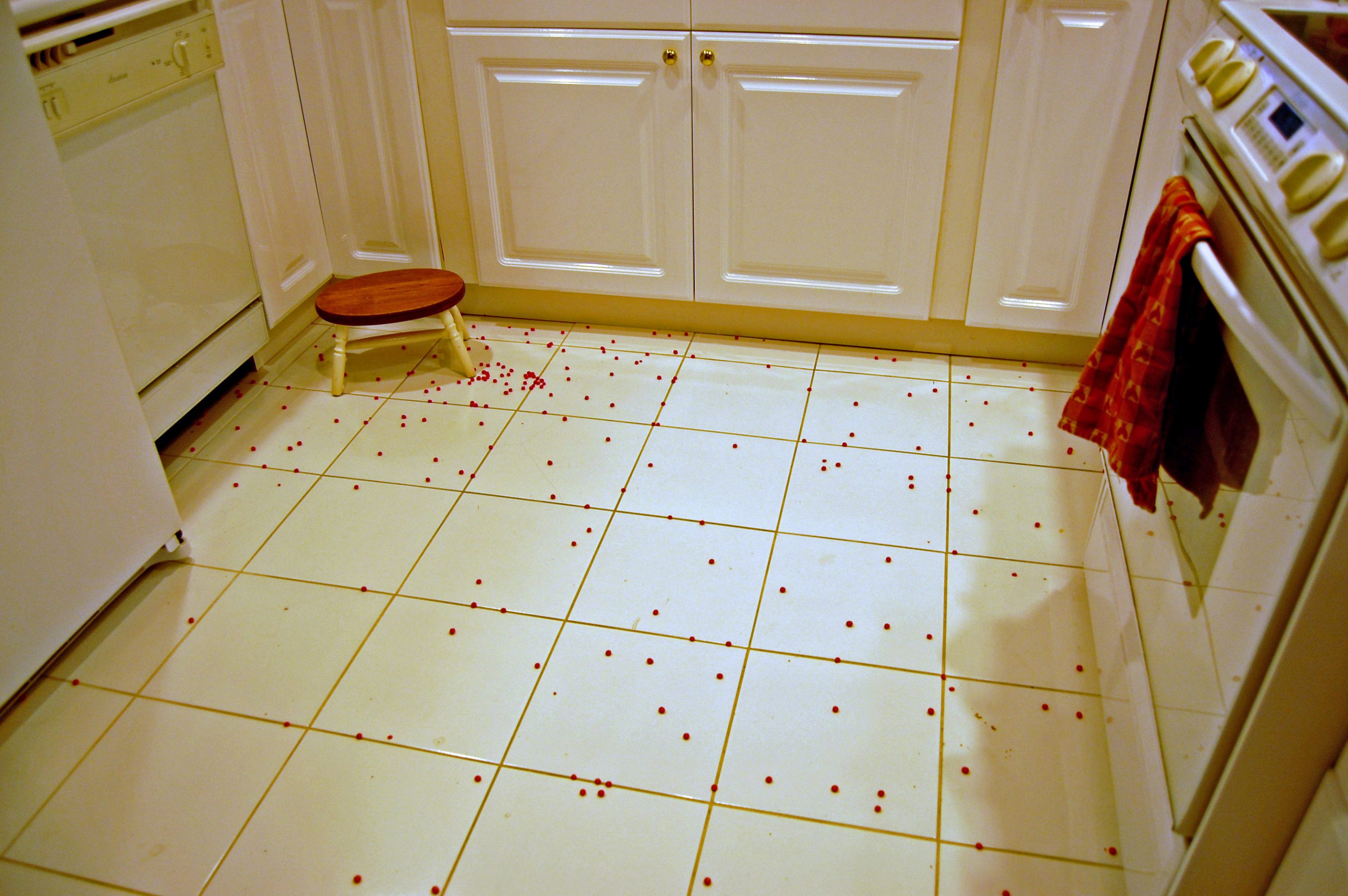 Kitchen Spill