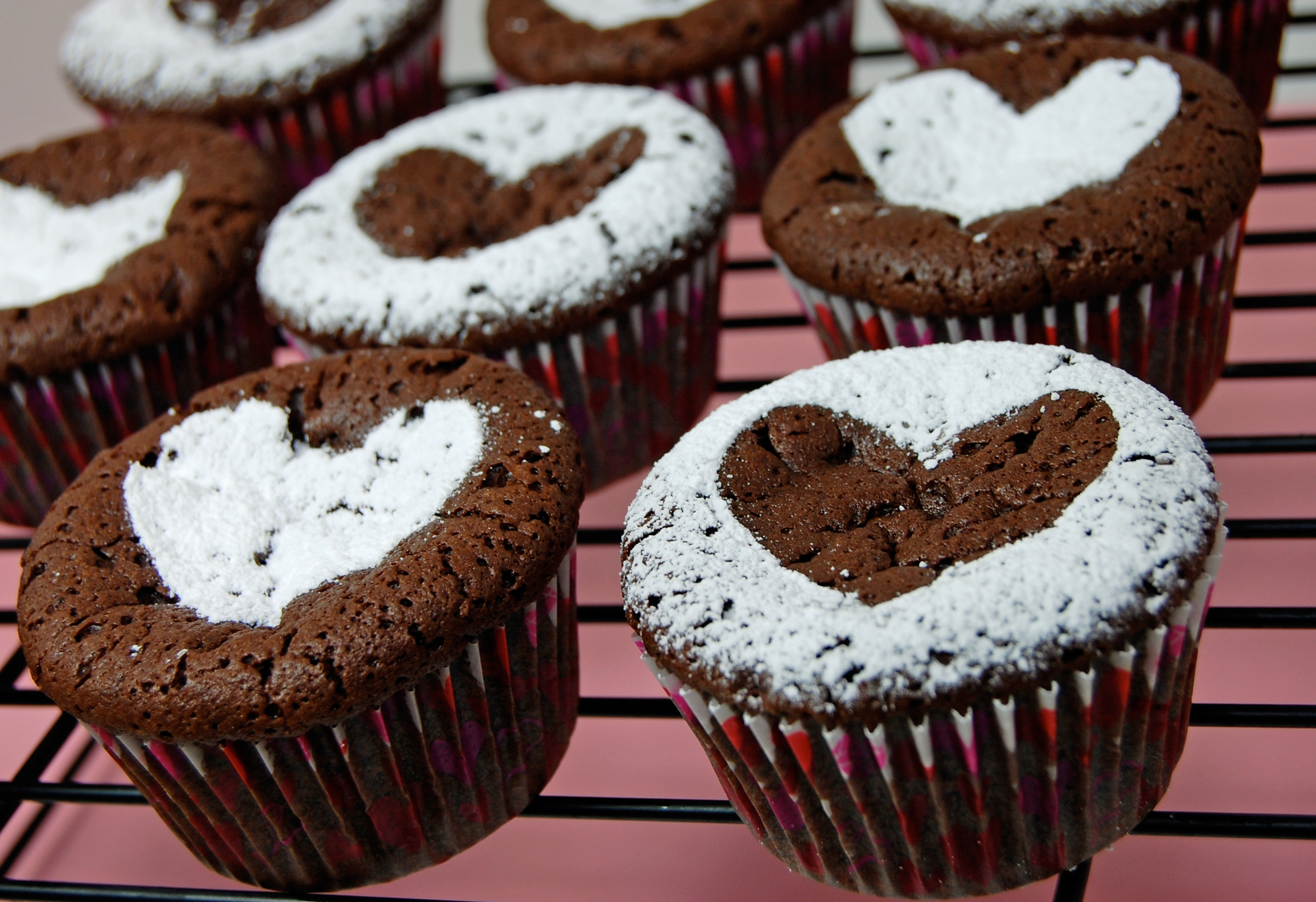Ultimate Flourless Cupcakes 2