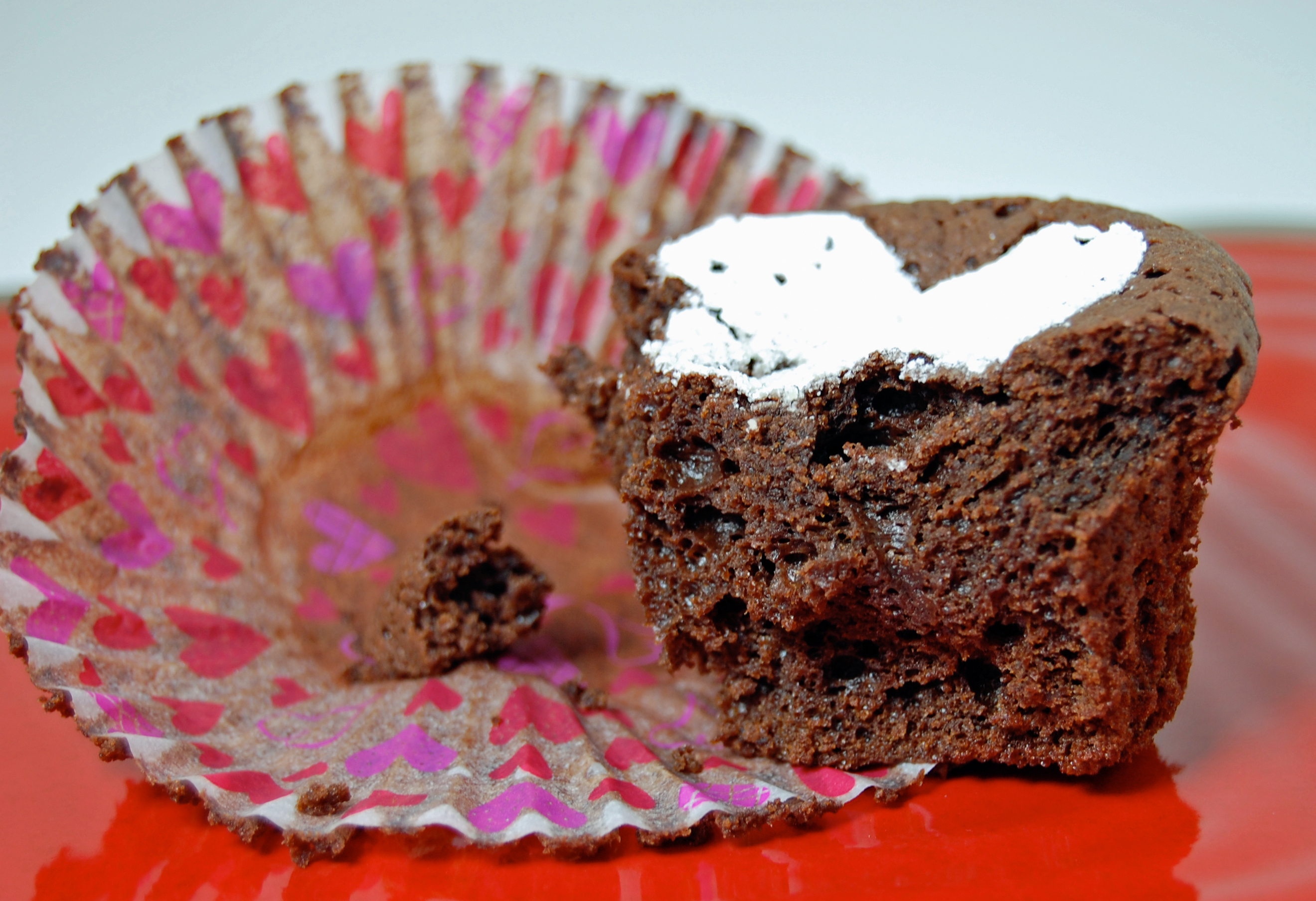 Ultimate Flourless Chocolate Cupcakes 3