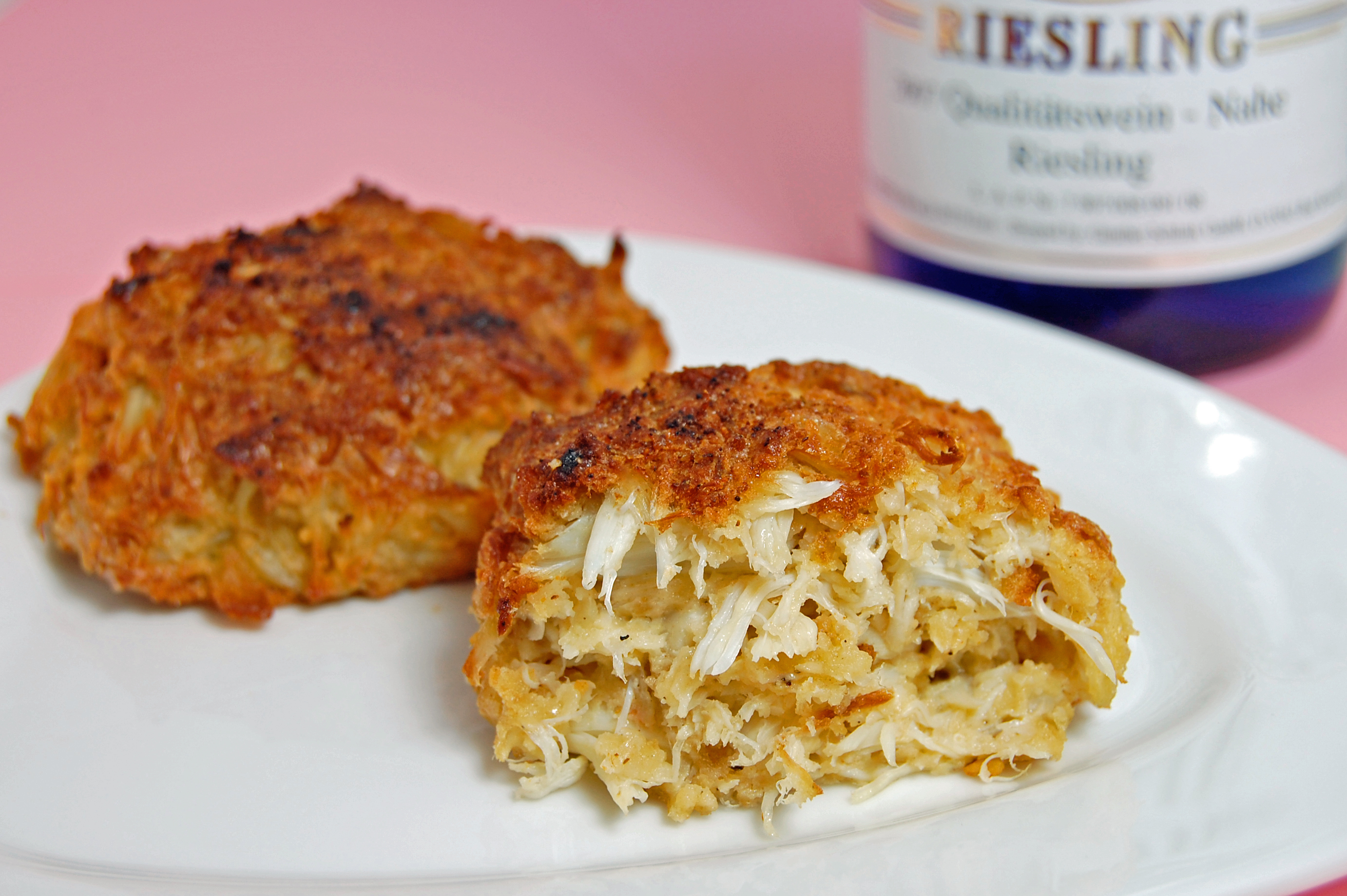 Mama G's Maryland Crab Cakes