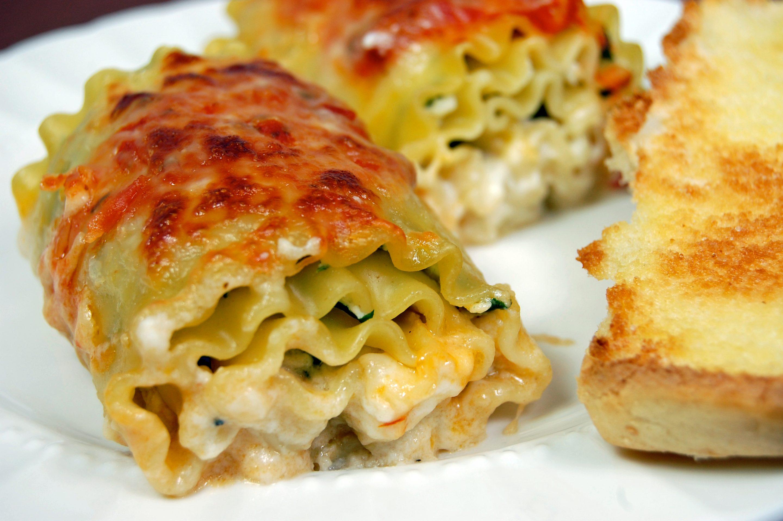 Best Cooking Oils Lasagna Rolls