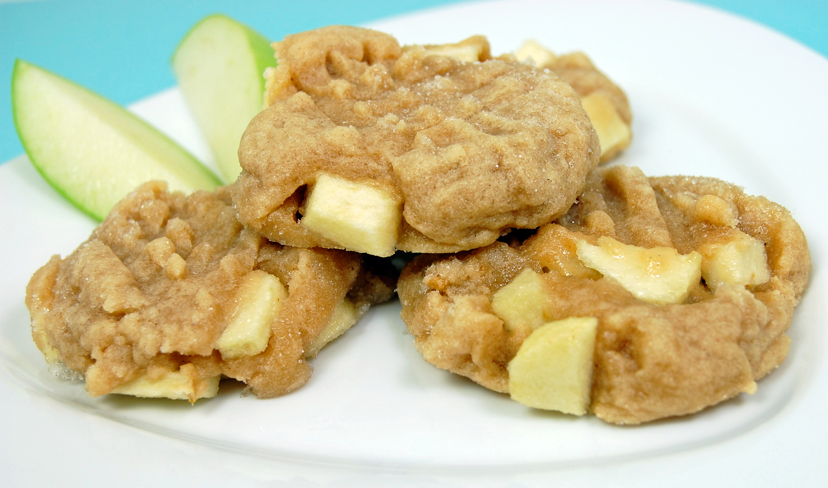 Apple Pickin' Peanut Butter Cookies